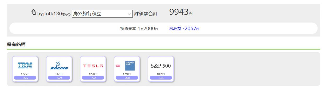 ワンタップバイ-米国株1